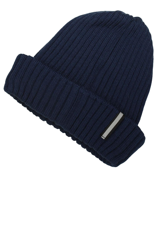 4bced9e4 Foray Fishermans Beanie Hat Navy | Shop Foray Hats & Beanies
