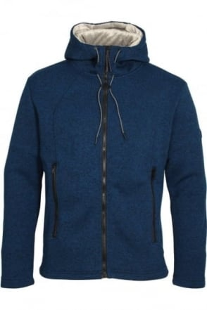 Guard Fleece Lined Hoodie Olympian Blue