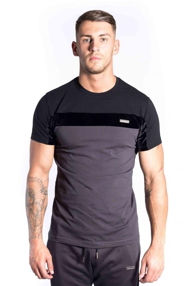 FORAY Invictus Men's T-Shirt Charcoal
