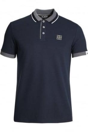 Lithium Polo Shirt Dress Blue