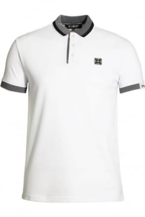 Lithium Polo Shirt White