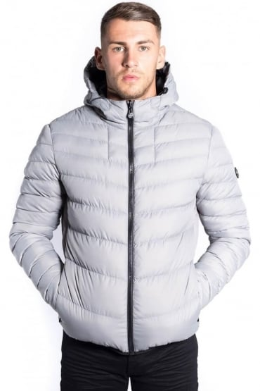 Neptune Reversable Parka Grey