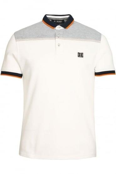 Python Polo Shirt | White