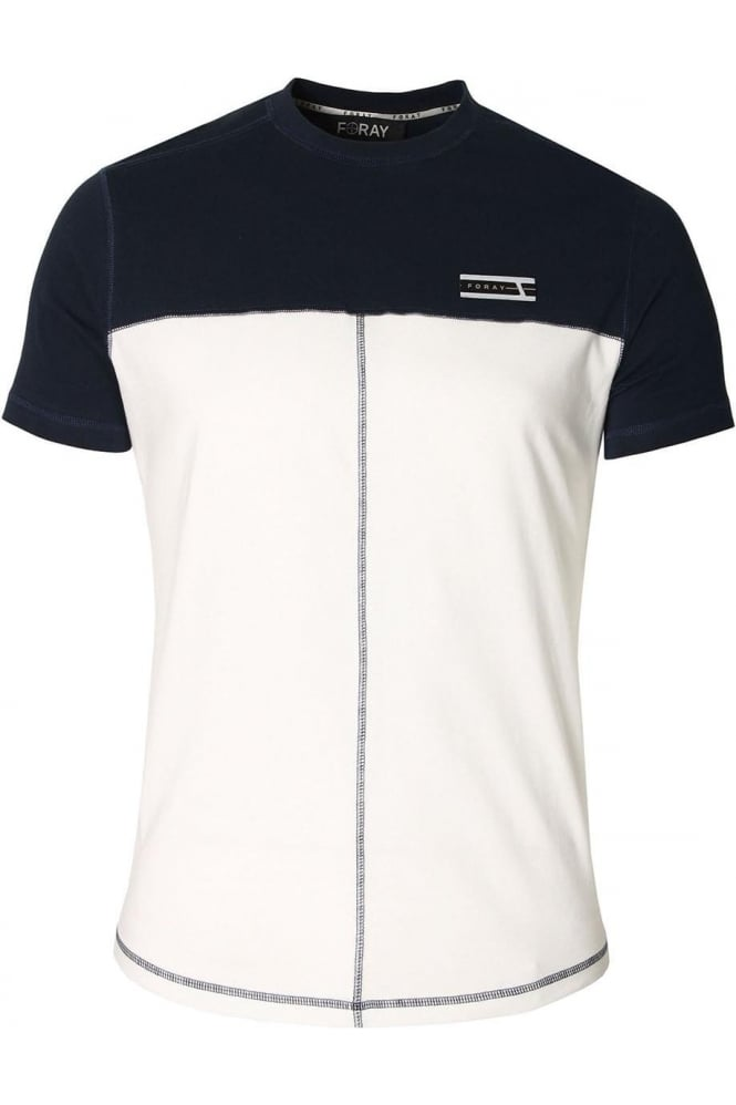 FORAY Surgeon T-Shirt | Blue & White