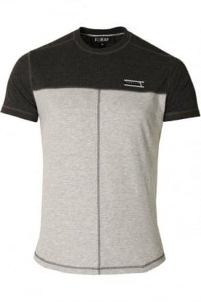 Surgeon T-Shirt | Marl Grey & Charcoal