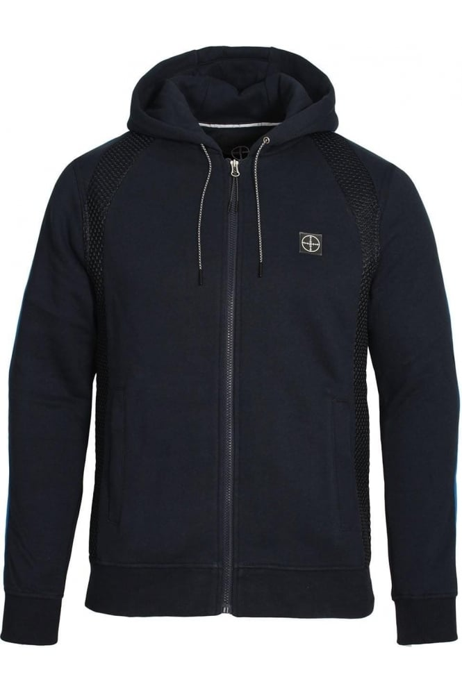 FORAY Transporter Hoodie | Dress Blue