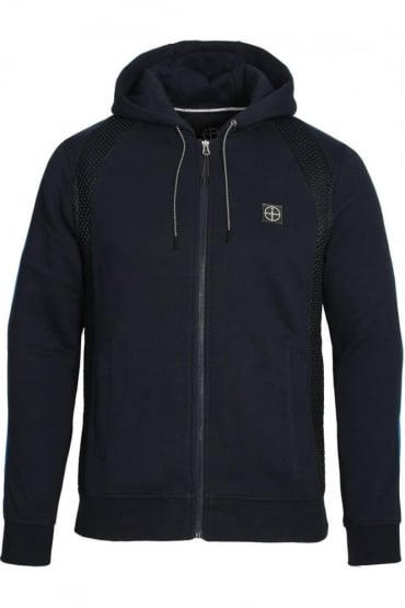 Transporter Hoodie | Dress Blue