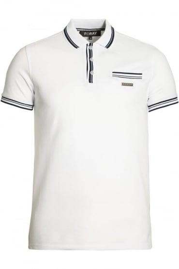 Vera Polo Shirt | White