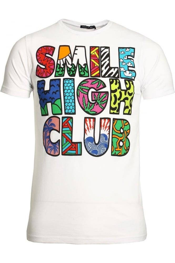 FRIEND OR FAUX Smile High Club T-Shirt