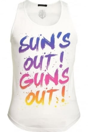 Sun's Out Guns Out Vest