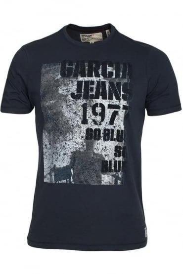Patrick T-Shirt | Marine