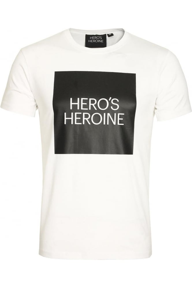 HERO'S HEROINE Block T-Shirt