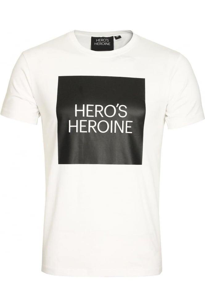 HERO'S HEROINE Block T-Shirt