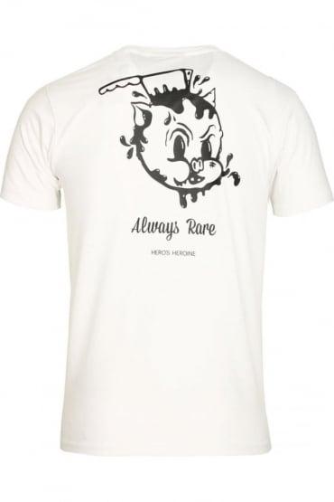 Dead Piggy T-Shirt White