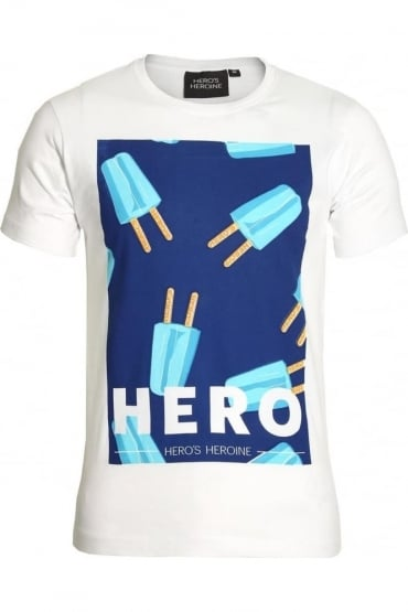 Lollies Classic Graphic Print T-Shirt