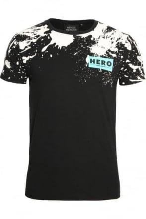 Painter T-Shirt Black