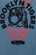 ID DENIM Brooklyn Tigers T-Shirt | Petrol Blue