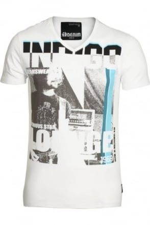 Famous T-Shirt | Optical White