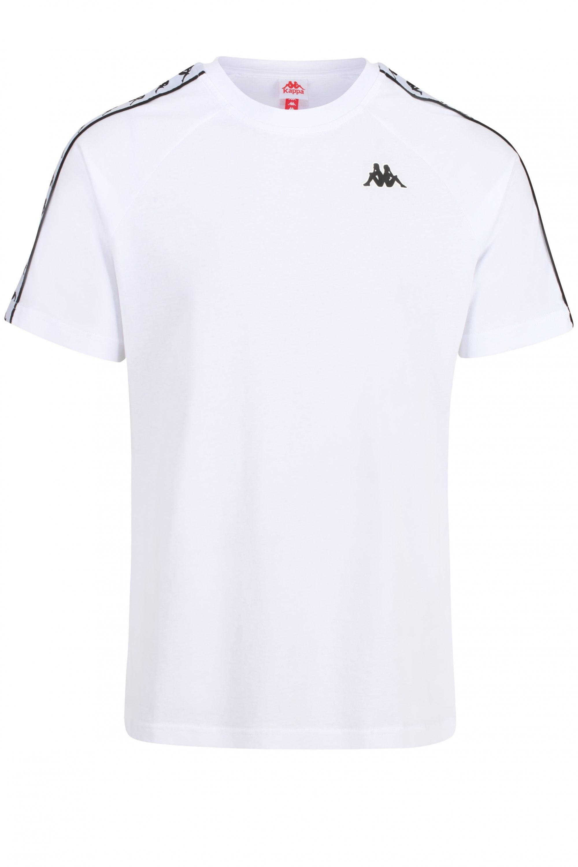 Sinis Desagradable Soportar  Kappa 222 Banda Coen T-Shirt | Shop Kappa T-Shirts & Mens Sportswear
