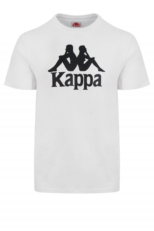 aa16d4c38f Kappa Estessi T-Shirt White