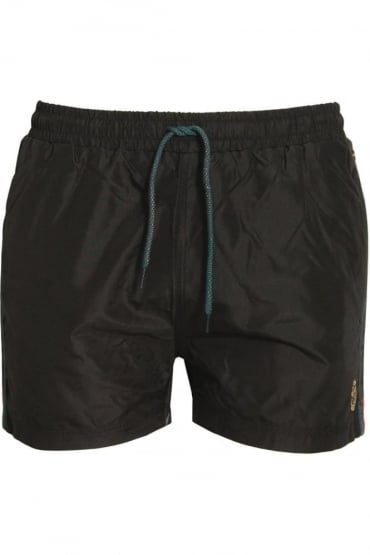 Barnsey 2 Men's Gym Shorts | Jet Black