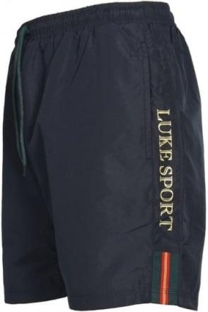 Barnsey Shorts   Dark Navy