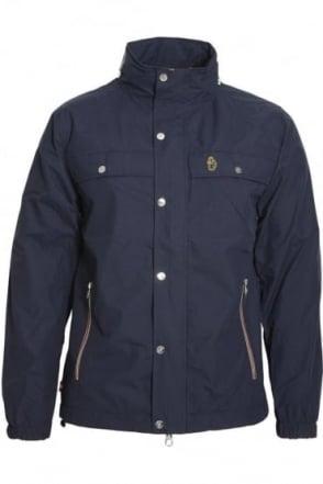 Brownhills Sportsman Jacket | Lux Navy