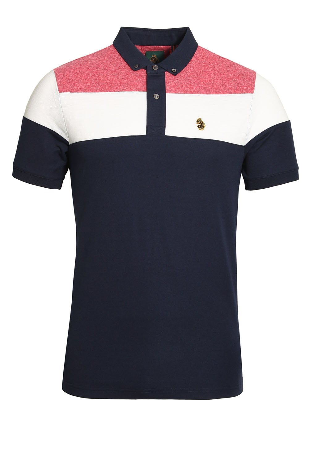 Mickey Spacers Polo Shirt Lux Navy