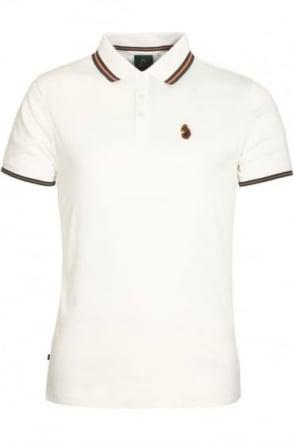 Minter Cotton Pique Polo Shirt