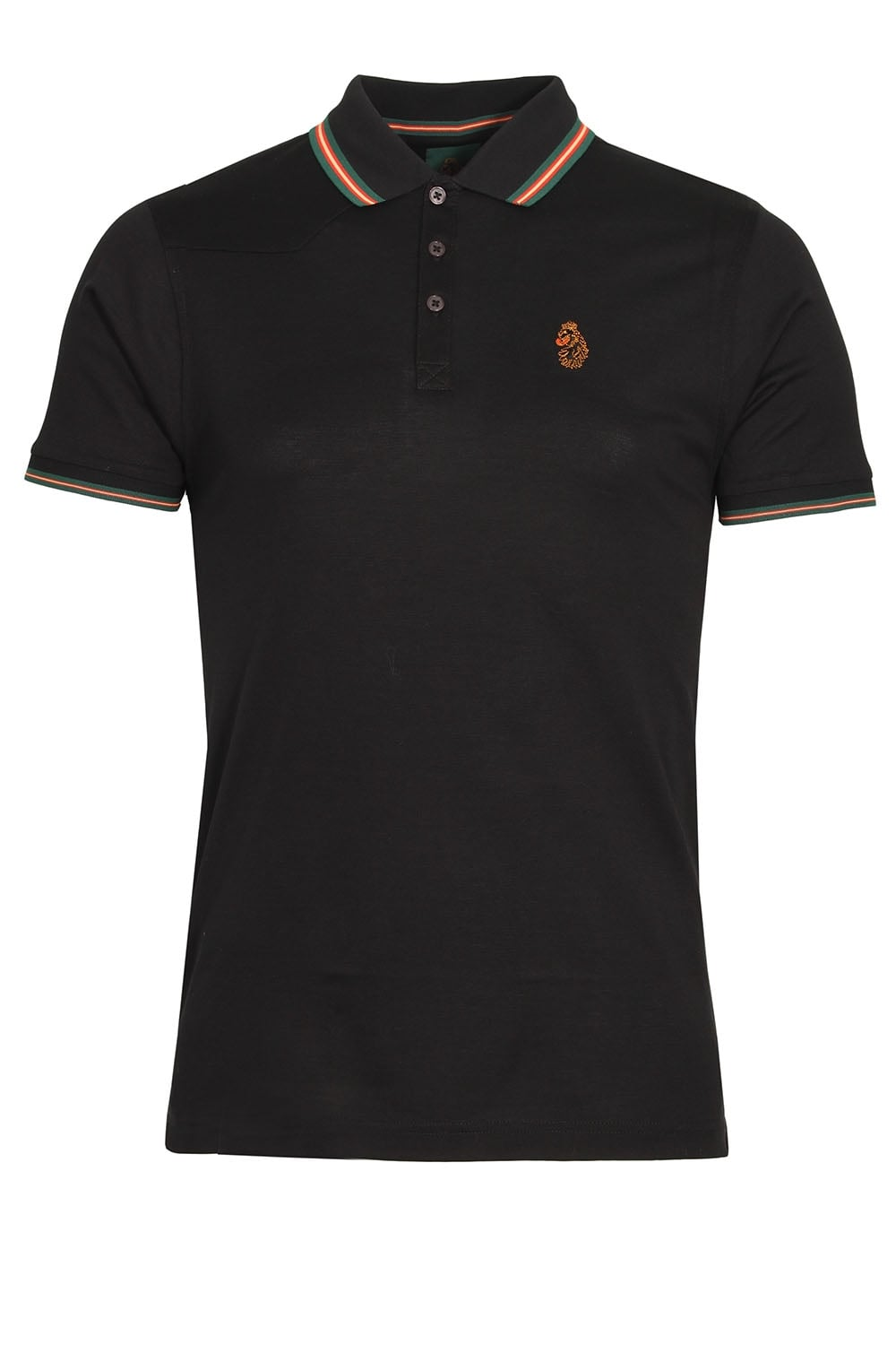 Luke sport minter fine cotton polo shirt shop luke sport for Luke donald polo shirts