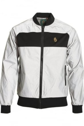 Rossy Tech Perf Reflective Silver Jacket