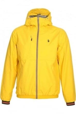 Sir Walter Sport Zip Thru Tech Jacket | Lux Yellow