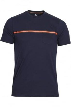Tapers Pocket T-Shirt Marina Navy