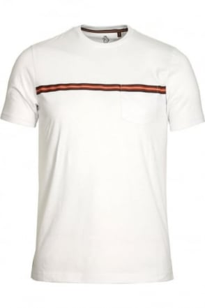 Tapers Pocket T-Shirt White