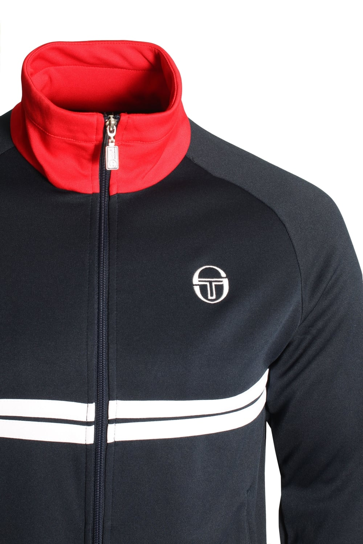 8b3674e09fdc Sergio Tacchini Dallas Track Top Navy | Shop Sergio Tacchini Clothing