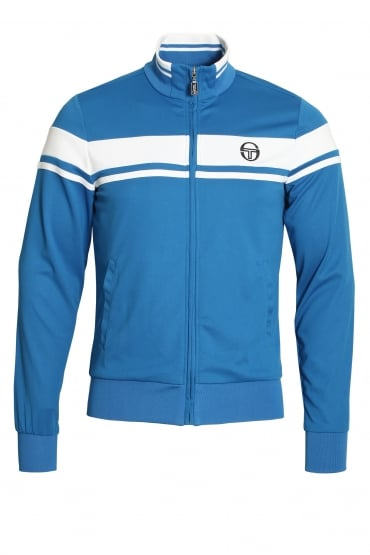Damarindo Zip Through Track Top | Royal