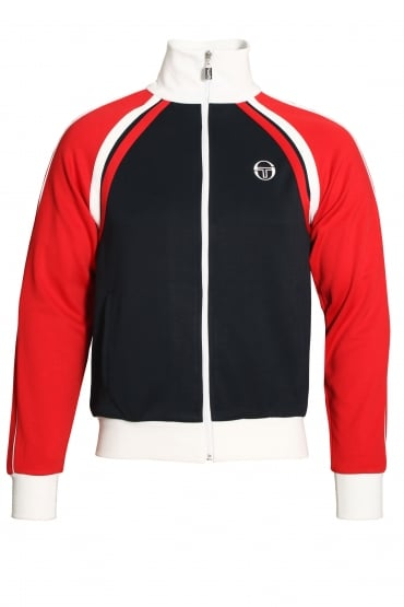 Ghibli Track Top Archivio | Navy/Red
