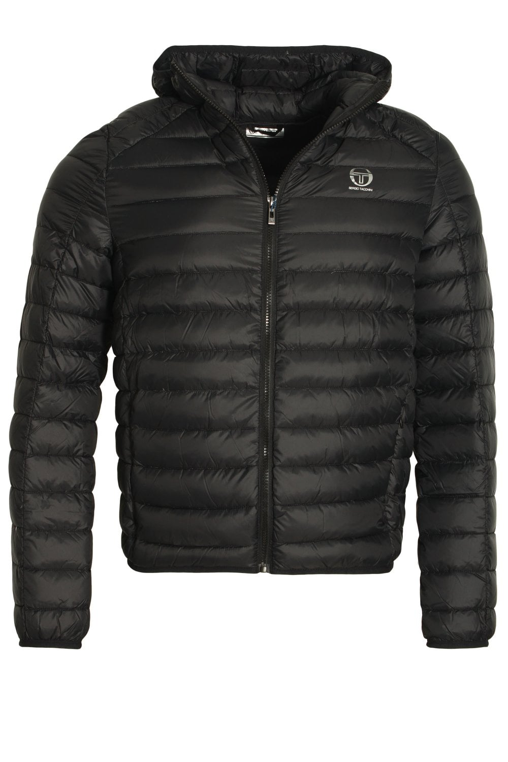 Sergio Tacchini Ives Hooded Duck Down Jacket Shop Sergio