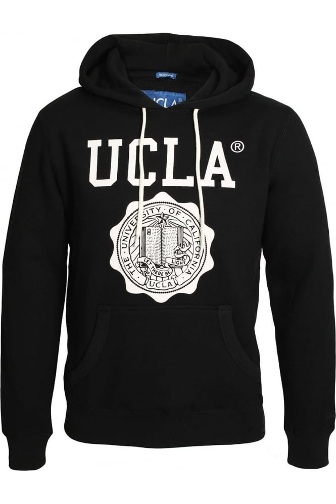 UCLA Colin Crest Hoodie | Black, Grey, Peacoat & Wine