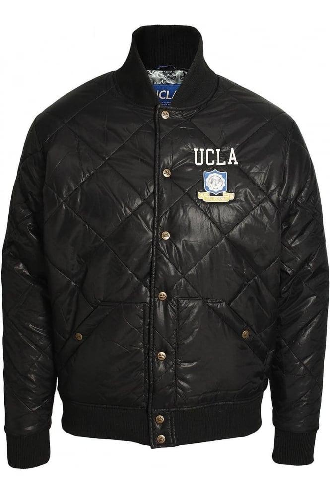 UCLA Payne Diamond Quilted Jacket | Black