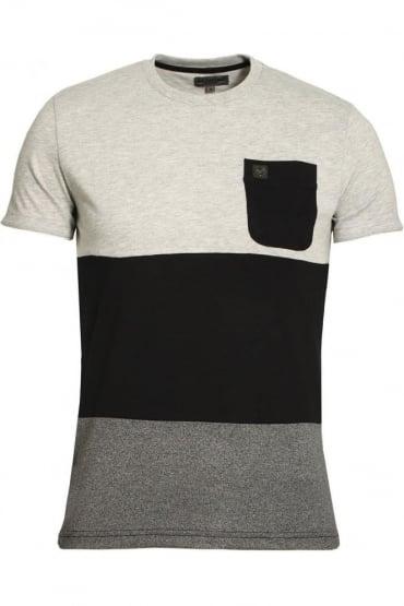 Arroyo Pocket T-Shirt Salt & Pepper