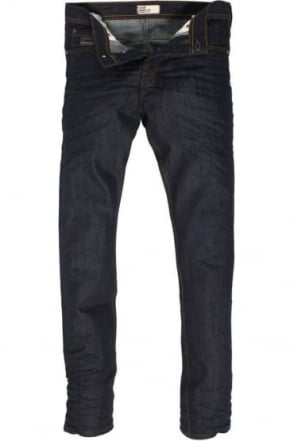 Lex Stretch Raw Skinny Denims