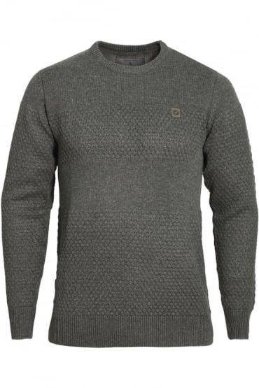 Mayweather Crew Neck Sweater Charcoal Marl