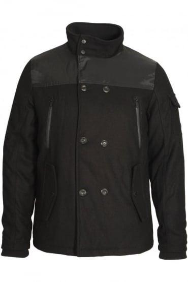 Peacoat Jacket | Black