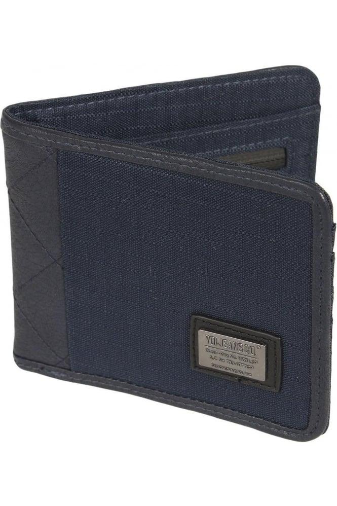 VOI JEANS Pike Bi-Fold Wallet Dress Blue