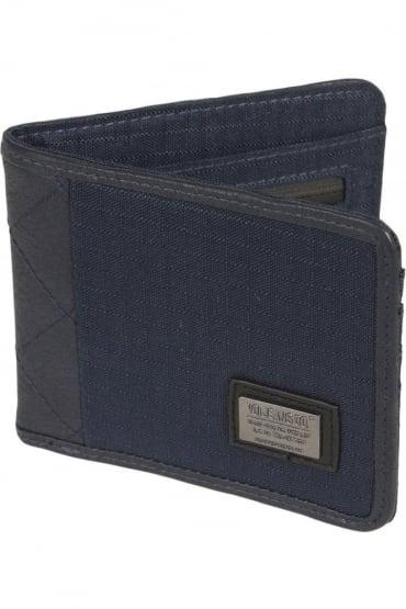 Pike Bi-Fold Wallet Dress Blue