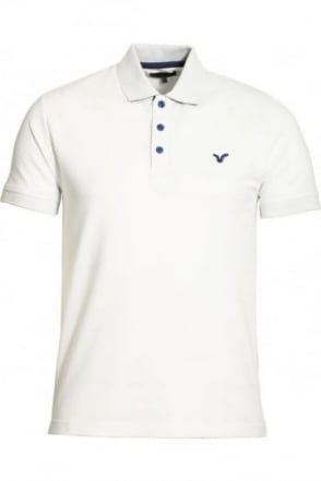 Redford Polo Shirt White