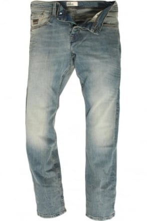 Ryley Stretch Light Blue Regular Denims